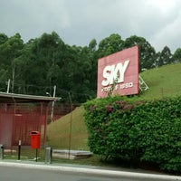 Photo taken at SKY Brasil by Anderson R. on 2/9/2015