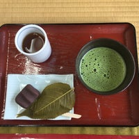 Photo taken at 琴きき茶屋 by nozomi on 6/28/2016