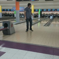 Photo taken at Merle Hay Lanes by Erich G. on 5/17/2014