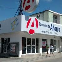 Photo taken at Farmacias del Ahorro by José Ángel C. on 2/8/2014