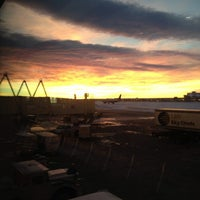 Photo taken at Gate C44 by Colby on 1/7/2014