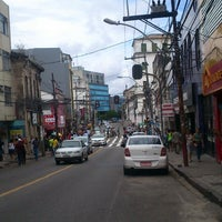 Photo taken at Avenida Joana Angelica by TIM BETA Rafael M. on 2/21/2014