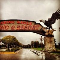 9/15/2013 tarihinde Joe B.ziyaretçi tarafından Soaring Eagle Casino & Resort'de çekilen fotoğraf