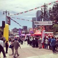 Photo taken at Fiesta Broadway by Joe B. on 4/27/2014