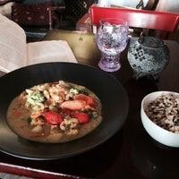 Photo taken at Ital Kitchen by Maya B. on 10/9/2014