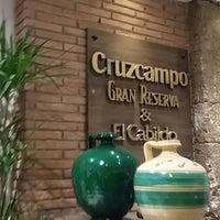 Photo taken at Restaurante El Cabildo by Arzu♏ A. on 2/16/2018