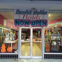 Photo taken at Brenda's Fashion Beads by Victor F. on 10/29/2013