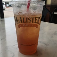 Photo taken at McAlister's Deli by Victor F. on 12/1/2015