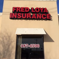 Photo taken at Fred Loya Insurance by Victor F. on 2/4/2014