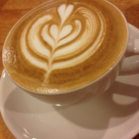 Photo taken at The Coffee Gallery by Wang R. on 4/21/2014
