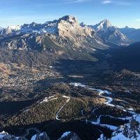 Photo taken at Rifugio ra valles by Giovanni G. on 12/10/2016