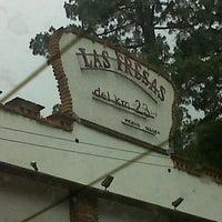 Photo taken at Las Fresas del Km 23 y 1/2 by Kena M. on 5/19/2013