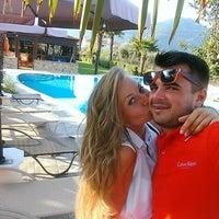 Photo taken at Hotel Bungalows ARIADNI by Renata Anamaria P. on 8/22/2014