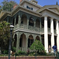 Photo taken at Haunted Mansion by Carri B. on 6/5/2013