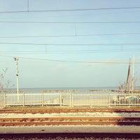 Photo taken at Stazione Falconara Marittima by Marco Goran R. on 12/22/2012