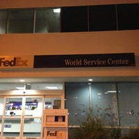 Photo taken at FedEx Ship Center by Nadia R. on 12/29/2012