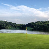 Photo taken at Clear Creek Golf Club by Chris P. on 8/9/2013