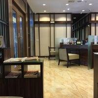 Photo taken at Phnom Penh Commercial Bank Phnom Penh Tower Branch by Yasuko O. on 8/14/2015