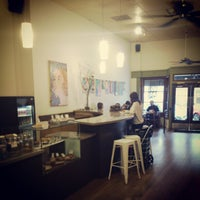 Photo taken at Flying Goat Coffee by Parker D. on 12/20/2012