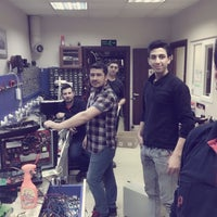 Photo taken at ceylanlar elektronik by ♣️Fatih on 10/20/2016
