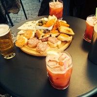 Foto scattata a Caffe' del Corso da Giulia Z. il 3/31/2014