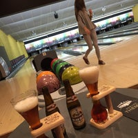 Photo taken at Bowling Themis by Renaud F. on 7/4/2016