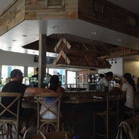 Photo taken at Pronto Cafe By the Sea by Juliana L. on 9/1/2014
