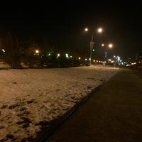 Photo taken at Площадь Конституции by Nastya L. on 11/2/2014