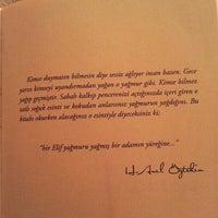 Photo taken at Zeynebiye kitapevi ve kırtasiye by Dilan D. on 12/24/2014