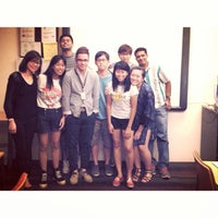 Photo taken at British Council Singapore by Karrie on 6/28/2013