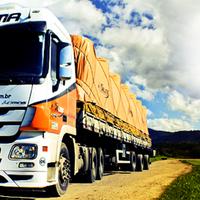Das Foto wurde bei DE LIMA - Soluções em Transportes von DE LIMA - Soluções em Transportes am 2/6/2014 aufgenommen