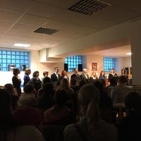 Photo taken at JEWISH COMMUNITY OF ESTONIA by Erki O. on 5/16/2015