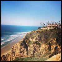 Снимок сделан в La Jolla Cliffs пользователем Marcelo W. 2/12/2013