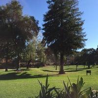 Photo taken at Sunken Garden Golf Course by Nikhil R. on 11/29/2015