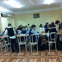 Photo taken at Школа №422 by Христофор А. on 2/11/2014