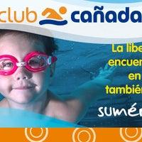 Foto tomada en Club Cañada Escuela de Natacion - Gruta 19 por Club Cañada Escuela de Natacion - Gruta 19 el 2/6/2014