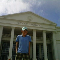 Photo taken at Bacolod City Hall by Weng A. on 5/18/2013