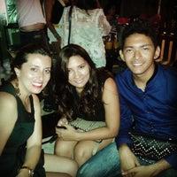 Photo taken at Senhor Bar by Dafne A. on 11/9/2014