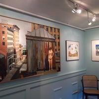 Photo taken at Miller White Fine Arts by Miller White Fine Arts on 2/6/2014