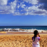 Photo taken at Makena State Park by djkurtjo.com on 9/21/2016