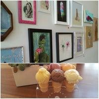 Photo taken at Hammond's Gourmet Ice Cream by Jimmy N. on 9/8/2014