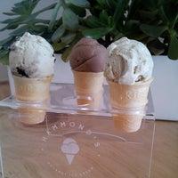 Photo taken at Hammond's Gourmet Ice Cream by Jimmy N. on 6/17/2014