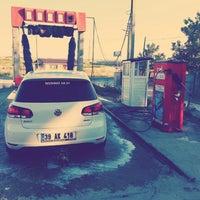 Photo taken at Vasfi Akkir Petrol by Bahadir A. on 7/2/2014