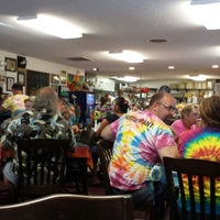 Photo taken at Tie Dye Grill by Bob B. on 7/23/2013