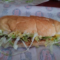 Photo taken at Jersey Mike's Subs by Alicia L. on 1/27/2013