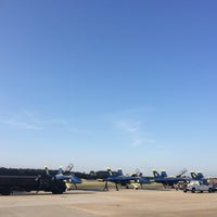 Photo taken at Seymour Johnson AFB by Paul J. on 5/20/2017
