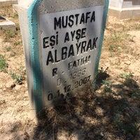 Photo taken at Karaaslan mezarlıgı by Ali TAT on 6/24/2017