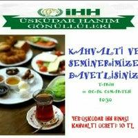 Photo taken at İnsani Yardım Vakfı (İHH) by Suzan Y. on 1/11/2016