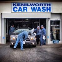 Photo taken at KENILWORTH CARWASH by KENILWORTH CARWASH on 2/6/2014