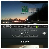 Photo taken at I-95/495 Exit 7 - Branch Avenue (MD 5) by A.C. S. on 12/5/2012